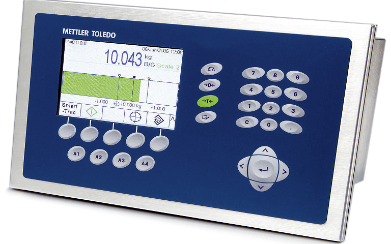 IND780 Advanced PLC Weighing Terminal with High Connectivity
