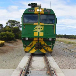 Coupled-in-Motion (CIM) Rail Scales